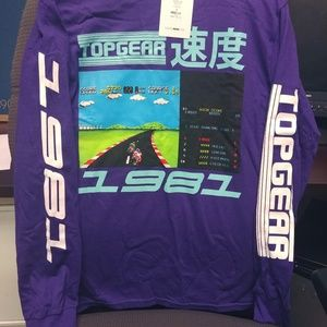 Arcade Long Sleeve Tee
